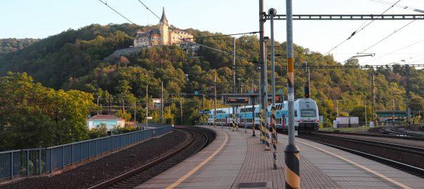 ústí nad labem nádraží